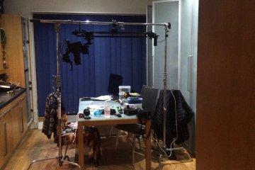 DIY Upside Down Camera Rig With a Kessler Slider