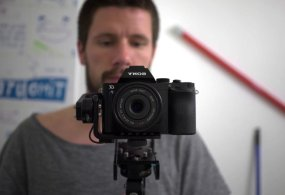 Nebula4000 real user test with a Sony A7s from Remi Chapeaublanc