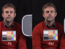 Sony FS7 Testing LUTs, Speedbooster Adapters and against F5, C300, & F55 Cameras