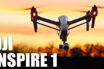 22 Minute DJI Inspire 1 Quadcopter Review from FliteTest