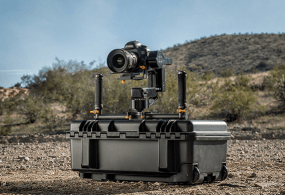 DEFY G2X Redefines What a Brushless Gimbal Camera Rig Is