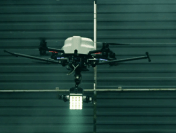Digital Sputnik LED Pro Lighting System Flying on Pro UAV's