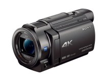 Sony 4K FDR-AX33 Camera For $999 and 4 More Cameras Announced