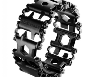 The Leatherman Tread is Designed to be Worn on the Wrist & Onto The Plane To Your Next Shoot
