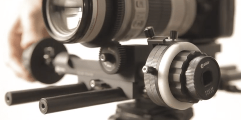 Lensse S3 Dual Follow Focus Video