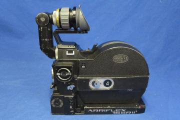 NFL Films owned Arriflex SR2 16mm Film Camera Package