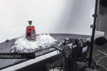 Part 1 - Advanced Product Cinematography with Evolution Motion Control