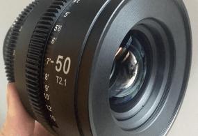 SLR Magic APO-HyperPrime CINE PL lens Sneak Peek