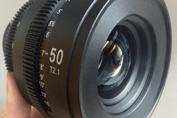 SLR Magic APO-HyperPrime CINE PL lens