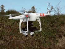 Sony Action Cam SteadyShot Demo on a Drone… 4K FDR-X1000V Pre-orders Being Taken