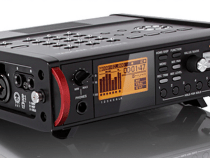 TASCAM DR-680MKII Updates The 8-track Field Recorder With Recording, Storage & Power Enhancements