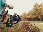 GimbalProz Vulcan3x 3-axis Camera Gimbal Sneak Peek