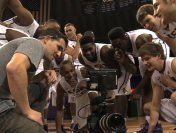 Behind The Scenes – 2015 LSU Basketball Intro Video from QUARTER4