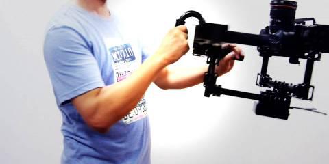 CAMTOOL alpha-1 Brushless Gimbal Camera Rig