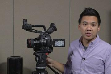 Canon C100 Mark II Camera from AbelCine