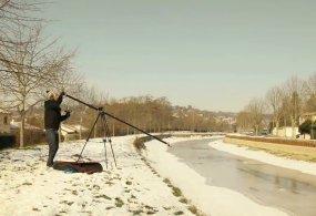 Hague K8 HDV Boom Camera Jib