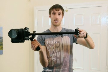 How To balance the Glidecam HD2000 With Your DSLR Camera from Cal Thomson