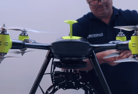 See Why Aerialtronics UAVs Fly to Customers Faster with 3D Printing