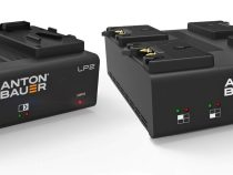 Anton/Bauer Introduces LP Performance Charger Series in Either Gold Mount or V-Lock