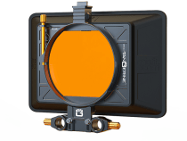 Bright Tangerine Misfit ATOM Lets You Shoot Wide With No Vignettes