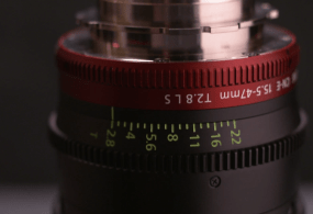How to Convert the Canon CN-E lens Mount