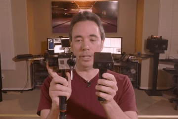 DIY motion controller for gimbal