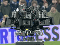 Massive Camera Rig and Hollywood Comes To Goodison Park via Everton Football Club