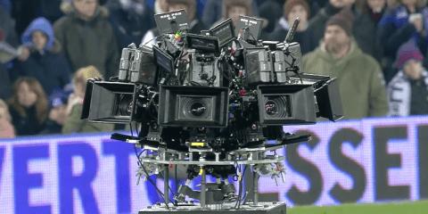 Hollywood Comes To Goodison Park via Everton Football Club
