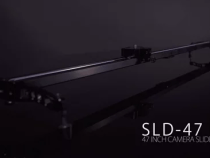 The SLD 47 is a 120cm / 47 inch Camera Slider from ikan