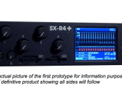SONOSAX SX-R4+ / Up To 16 Tracks Portable Audio Recorder