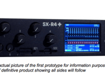 SONOSAX SX-R4+ / Up To 16 Tracks Portable Audio Recorder