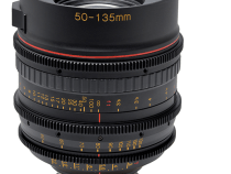Tokina CINEMA ATX 50-135mm T3 Telephoto Zoom Lens Available April 5th for $4,499