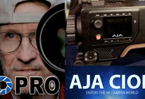 A Look at the AJA CION Camera from Adorama
