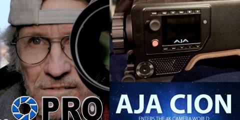 A Look at the AJA CION Camera from Adorama