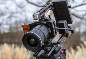 Camtree Hunt BMPCC Cage Kit Review from Fenchel & Janisch