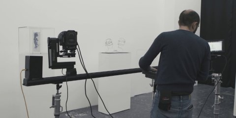 DitoGear Motion Control Equipment in action with RED Camera by Moviechrome