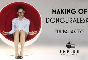 donGURALesko – Dupa Jak Ty – Making of from FILM TANK