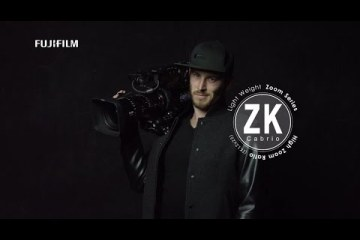 FUJINON ZK Cabrio Lenses Promotion Video and Models in 4K
