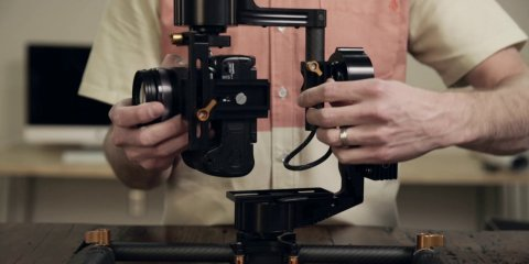How to Balance the Defy G2X Gimbal Camera Rig