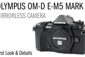 Olympus EM-5 Mark II Underwater Photo & Video Review from Backscatter
