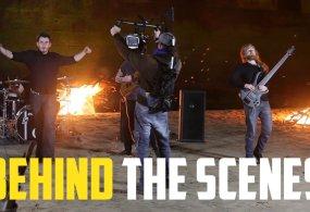Reperium Eldunari Music Video Behind the Scenes from Christian Scott