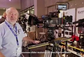 Ronford-Baker Motion Controlled Slider via Emit