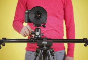 3 Simple Ways To Travel with a Duzi Slider from Cinevate