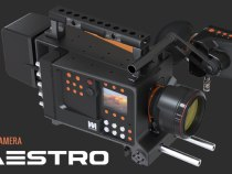 Maestro 4K video Camera Project Based on the Nexvision Cam Master + Reference Design