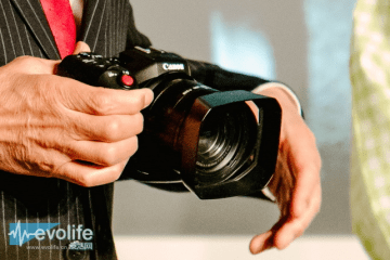 Canon 4K Camera Concept