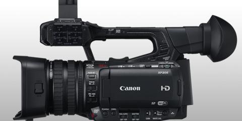 Canon XF205 & XF200