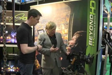 Letus Helix Gimbal System at BVE 2015