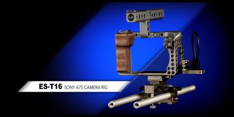 Tilta ES-T16 Sony a7S Camera Rig from ikan