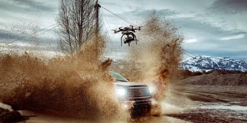 1000fps Ultra HD Phantom Flex4k Drone Footage