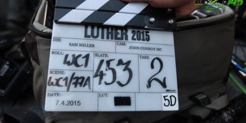 BBC Drama Luther Using a Letus Helix Gimbal and Exoskeleton from BeyondHD